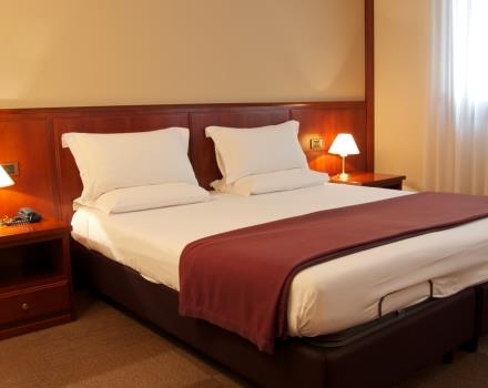 Our superior rooms have comfy beds designed to allow the best rest possible
