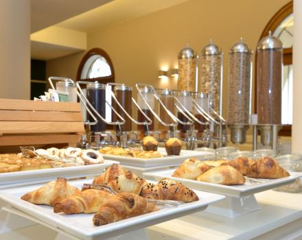 Best Western Canon d''Oro: breakfast room