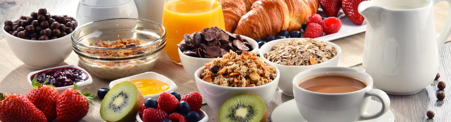 Breakfast is free for Platinum, Diamond and Diamond Select BWR® members!