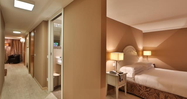 Executive Room-Best Western Hotel Canon d''Oro