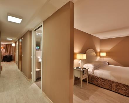 Executive Room-Best Western Hotel Canon d'Oro